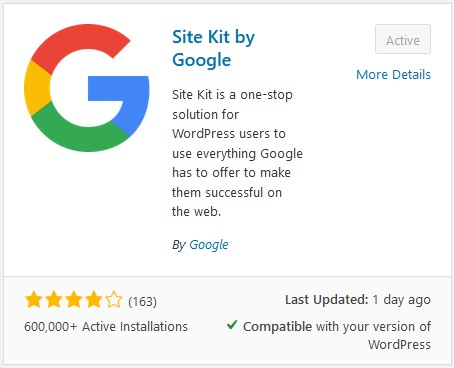 Sit Kit By Google WordPress plugin